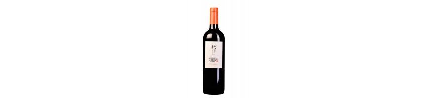 Vins IGP rouges  - Vins IGP - Domaine Le Nouveau Monde