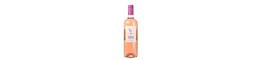 Vins IGP rosés - Vins IGP - Domaine Le Nouveau Monde